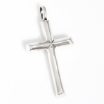 Christian Jewellery - 925 Sterling Silver & Bronxze