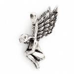 Angels & Angel Wings - Stainless Steel