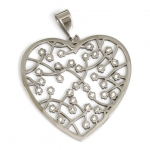 Hearts & Love Partner Pendants