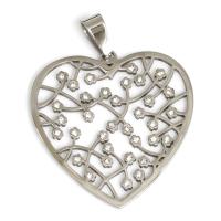Hearts & Love Partner Pendants