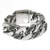 Hard & Heavy Bracelets -  Stainless Steel
