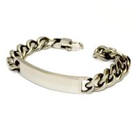 Engraveable Bracelets - Stainless Steel