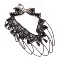 Halsketten Gothic Style