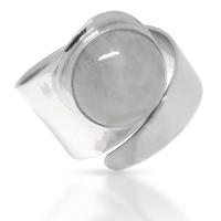 Rings with Semi-precious Stones