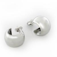 Half Hoop & Hoop Earrings