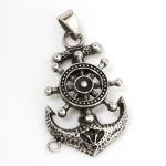 Pendants & amulets made of stainless steel