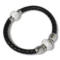 Leather Bracelets - Designer