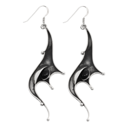 Ohrhänger 925er Sterling Silber- Halbedelstein