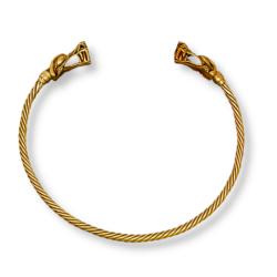 Bronze choker in different lengths