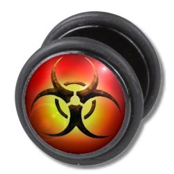 Fake Plug - Biohazard - Stückpreis
