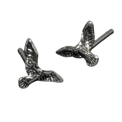 Silberohrstecker - Vogel