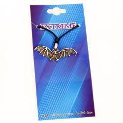 Zinnanhänger - Fledermaus