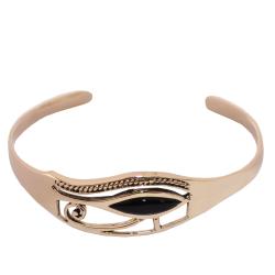 Bronzearmreifen Horusauge / Auge des Ra (ägyptisch)