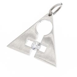 Edelstahlanhänger - Venus Symbol