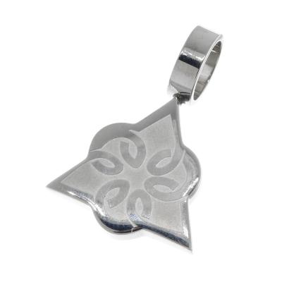 Edelstahlanhänger - Keltischer Knoten