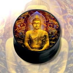 Tunnel Picture-Plug 6-16mm Buddha