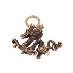 Bronzeanhänger chinesischer Drache