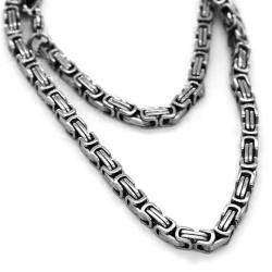 5 mm Königskette - Edelstahl