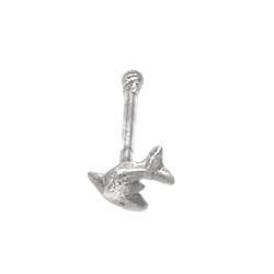 Silbernasenstecker - Delfin