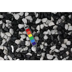 Edelstahlanhänger - Rainbow