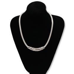 Edelstahlkette / Armband
