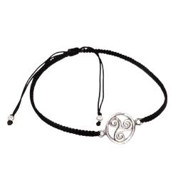 Armband aus Stoff - Größenverstellbar - mit...