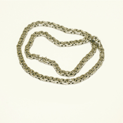 Königskette / Armband 4mm Edelstahl