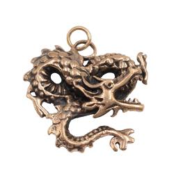 Bronzeanhänger - Drache
