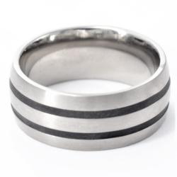 Titanring/Keramikinlay (2 Streifen)