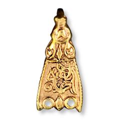 Bronze Fibel - Wikinger