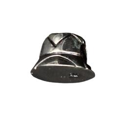 K Bead aus Sterlingsilber - Hut
