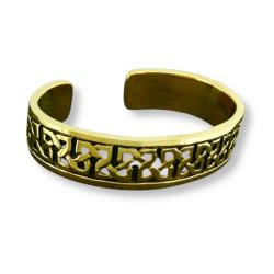 Bronzearmreifen Keltische Symbole
