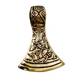 Mammenaxt-Anhänger aus hochwertigem Bronze