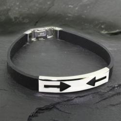 Vinylarmband - Pfeile