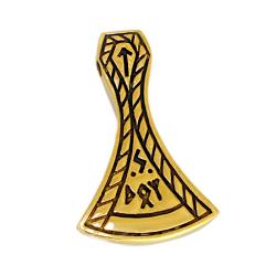 Bronzeanhänger Mammenaxt